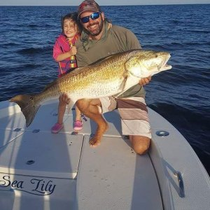 Sea Lily Charters having a family day. Nice catch, Capt Ryan/Son and Mate Grandd…