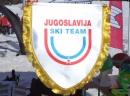 Retro ski fest 2012 - Jugoslavija ski team