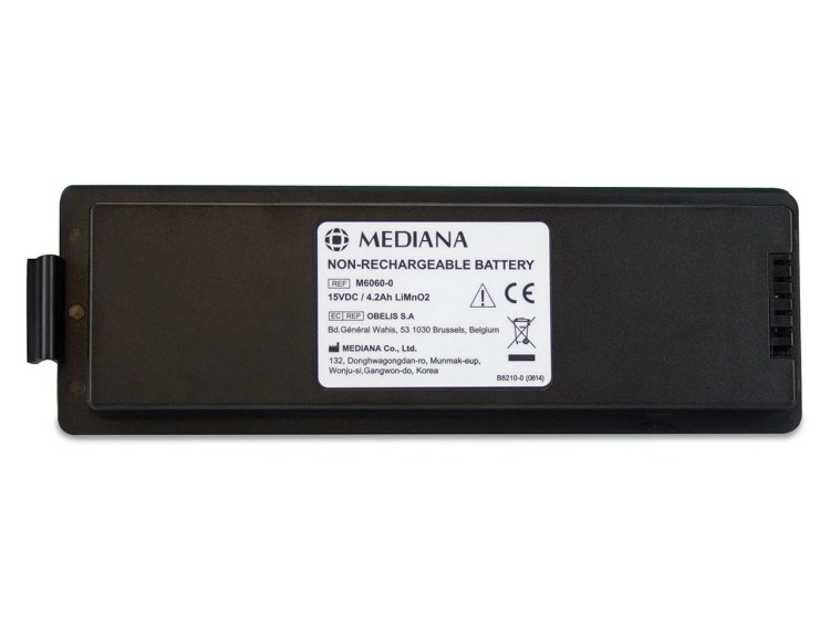 defibrillator battery Mediana A10 Battery