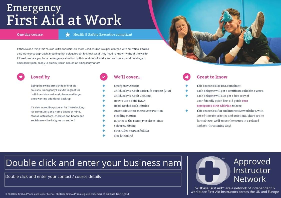 Aid training pdf first