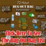Best Bug Out Bag List Contains The Following Items