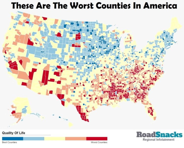 worst-counties-map