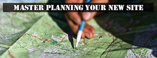 Planning path