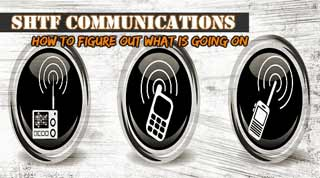SHTF Communications