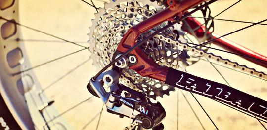 bug out bike components