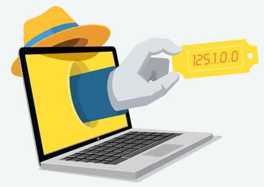Masking Your IP Address