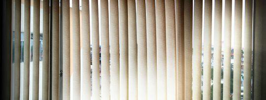full length window blinds