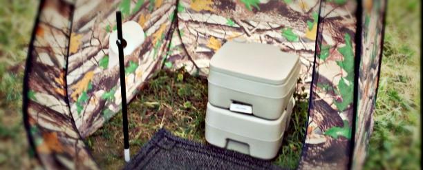 survival toilet