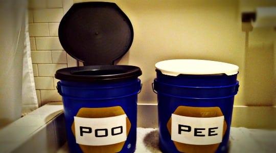 emergency toilet buckets