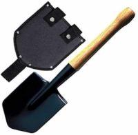 cold steel shovel