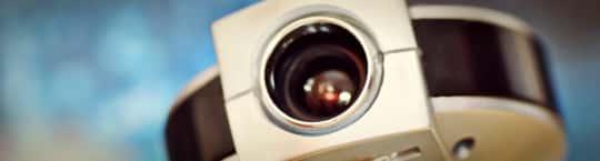 up close webcam