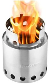 solo wood burning stove
