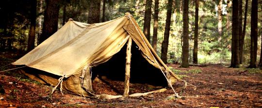 Old School Tent