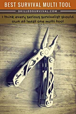 Best Survival MultiTool