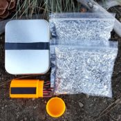 Ultimate Survival Matches With Magnesium Chips