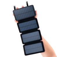 QuadraPro Portable Solar Panel