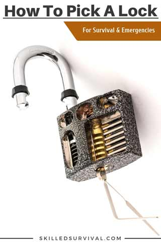 Come scassinare una serratura