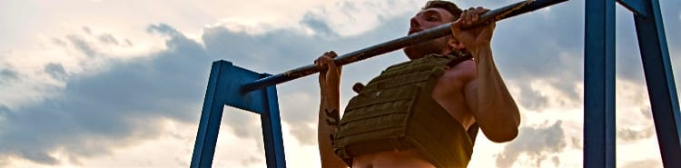 plate carrier for workouts