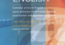 A-Z of Correct English Common Errors in English PDF