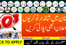 Latest Jobs in Pakistan Today