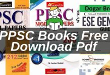 PPSC Books Free Download Pdf for PPSC Test Preparation