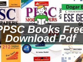 PPSC Lecturer English Solved Past Paper MCQs PDF Book