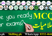 Islamiyat MCQs In Urdu With Answers Pdf Download Free