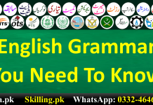 English Grammar You Need To Know Pdf Book