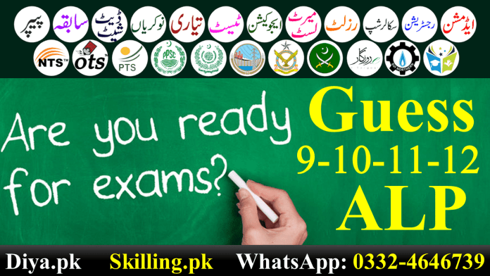 2nd Year Education Guess Paper 2021