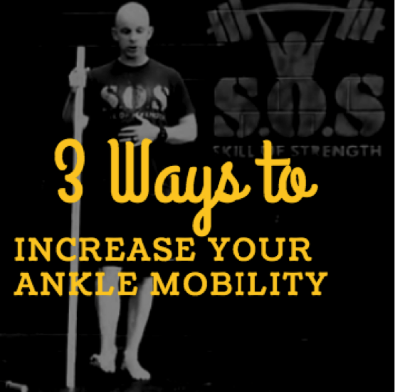 Improve Your Ankle Mobility