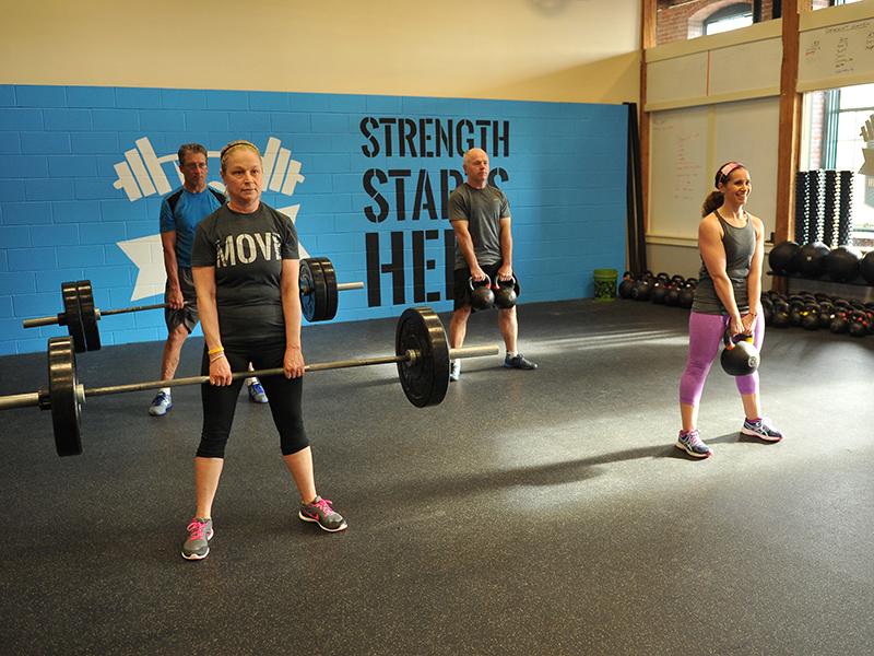 Skill of Strength Deadlifts