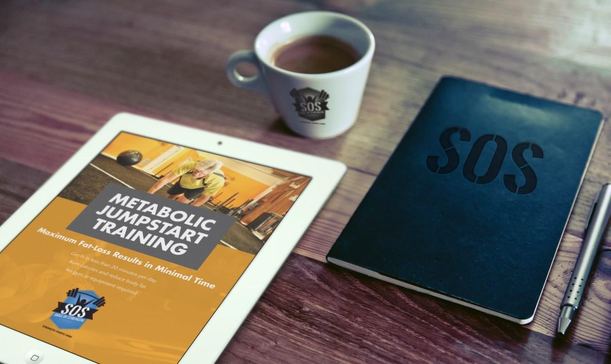 Metabolic Jumpstart eBook for Skill of Strength's New Website