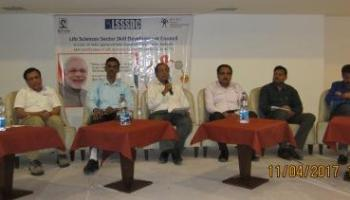 LSSSDC & Micro Labs inaugurates Life Sciences Sector's First