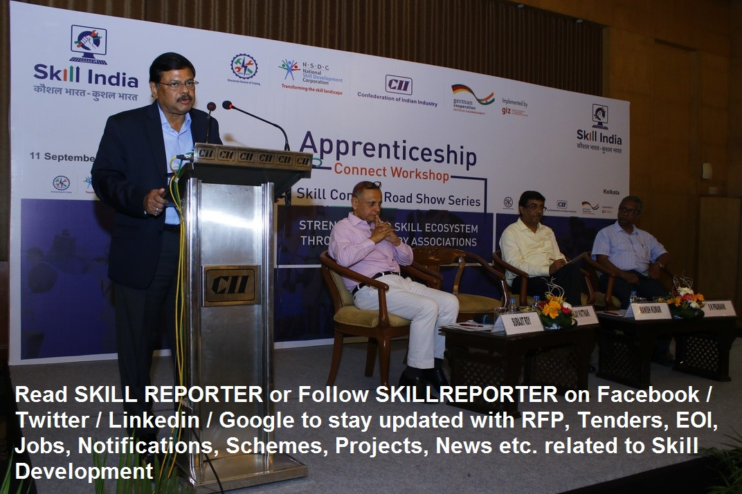 8th workshop of Skill Connect Road Show organized to address