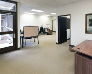 Inside Redmond office space