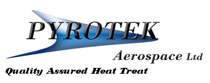 Logo - Pyrotek Aerospace Ltd, Quality Assured Heat Treat