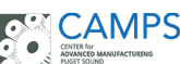 Logo: Center for Advanced Manufacturing