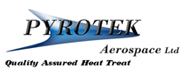 Logo: Pyrotek Aerospace