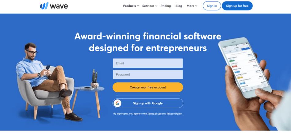 Wave ecommerce tool