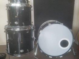 For sale rare Rocket Shells USA Custom carbon drumkit