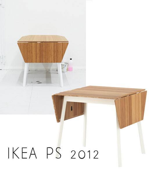 table console pliante ikea