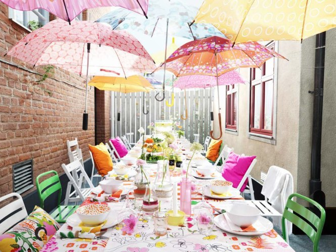 Outdoor Party Decorations Ideas 32 And Easy Backyard That Are Borderline Genius