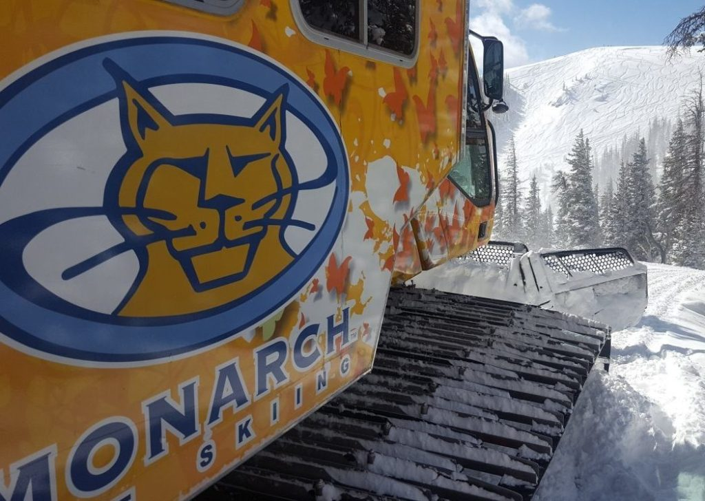 Monarch Cat Skiing