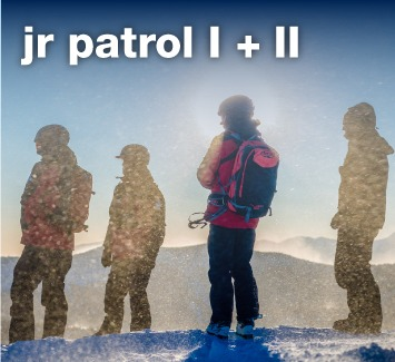 Jr Patrol I + II (Ages 13-17)Want to see what it takes to Patrol the Mountain? This program is for you.