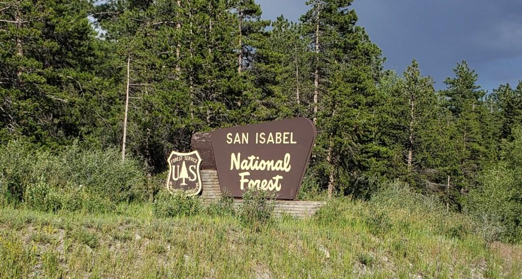 San Isabel