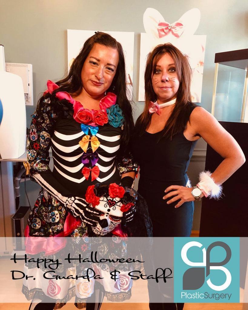 Happy Halloween Dr. Guarda & Staff