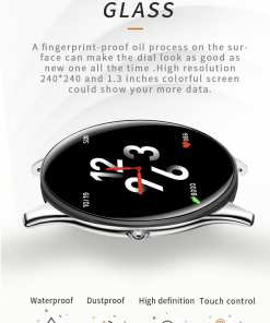 12B8F9B7 69FA 489E AE73 831DFB3A082B SN58 Smart Watch