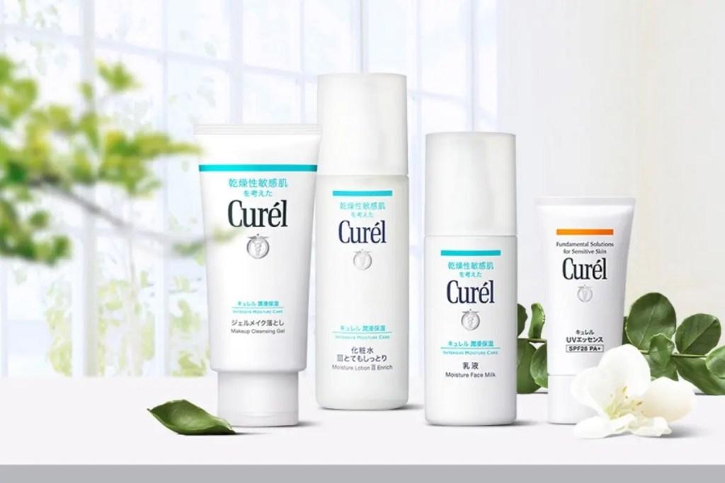 Top Best Curel Skincare