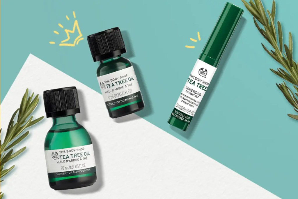 Top Best The Body Shop Skincare