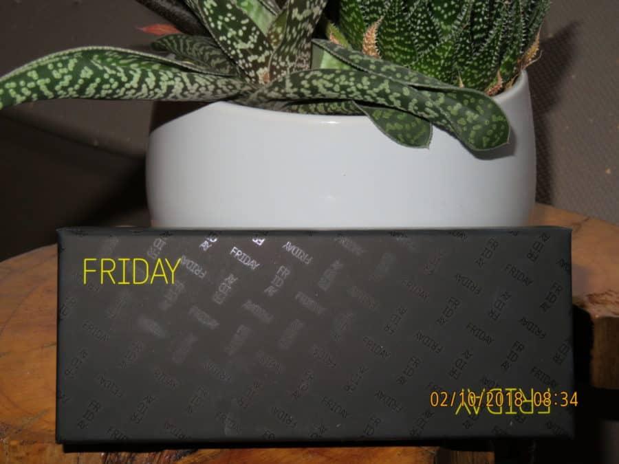 Friday mascara